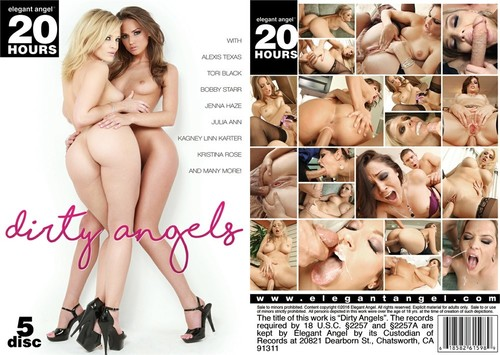 Dirty Angels DiSC3