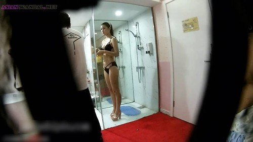 Beautiful Asian Girls caught nude in Dressing Room Advertising 10