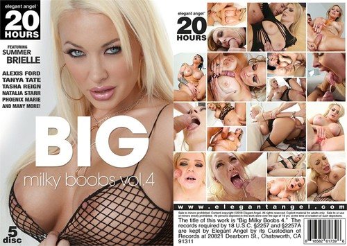 Big Milky Boobs 4 DiSC2