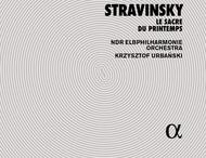 Igor Stravinsky - Le Sacre du Printemps (2018) [ Blu-ray]