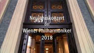 Wiener Philharmoniker - New Year's Concert 2018 (2018) [Blu-ray]