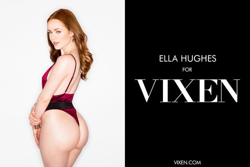 Vixen.com – Ella Hughes Tie Me Up Please 2 [March 15, 2018]