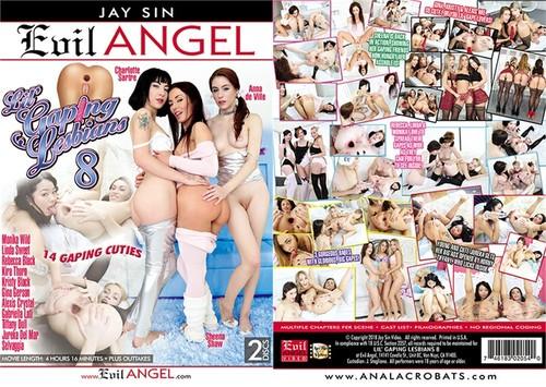Lil Gaping Lesbians 8 DiSC2