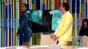 Cristina Pedroche sacando culo