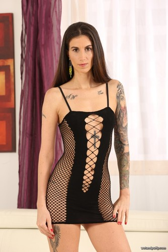 WetAndPuffy.com – Ali Bordeaux Tattooed To Play [April 11, 2018]