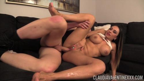 [PornstarPlatinum] Claudia Valentine Hardcore Workout (2018/1.71 GB/1080p)