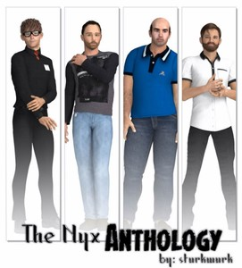 Sturkwurk - The Nyx Anthology