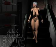 Anna Atacked from FSWC