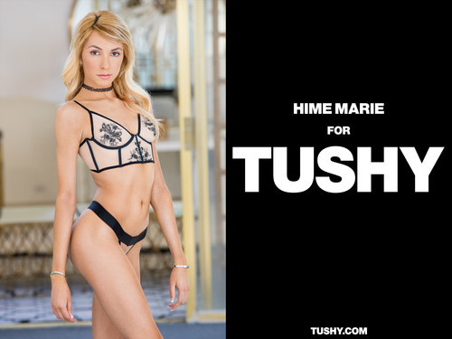 Tushy.com – Hime Marie Anal Sex Session Part 2 [February 20, 2018]