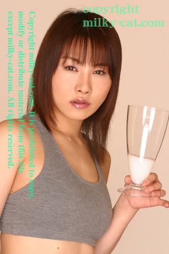 Milky-Cat com_SFD-04 Mao Aizawa Pretty Sperm Drinking XXX iMAGESET-kinkystuff