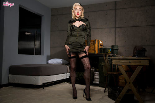 Twistys.com – Lily Labeau At Ease Soldier [March 28, 2018]
