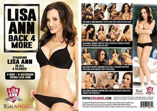 Lisa Ann Back 4 More