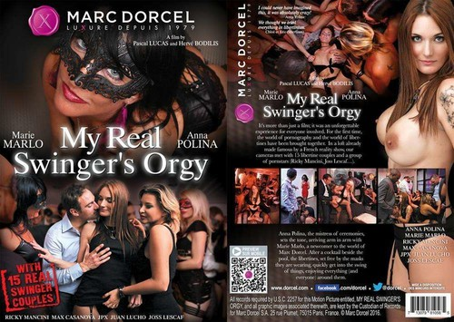 My Real Swingers Orgy
