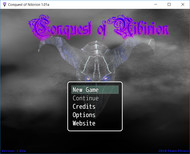 Conquest of Nibirion v1.01a by Team Pivaso