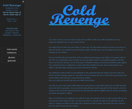 Creativemrgamer Cold Revenge Version 1.18