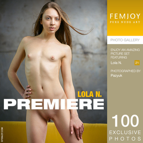 Femjoy.com – Lola N Premiere [June 15, 2018]