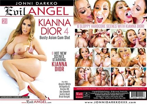 Kianna Dior Busty Asian Cum Slut 4 Disc1