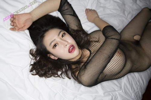 Super cute Chinese model private shoot leaked, She is big breasts