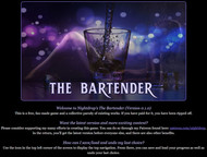 Nightdrop The Bartender Version 0.1.1 update