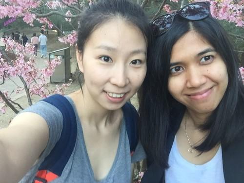Pretty Chinese girl Xiaodan Jing having sex