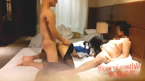 Busty Asian Teen For Threesome