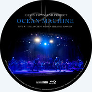 Devin Townsend Project - Ocean Machine (2018) Blu-ray