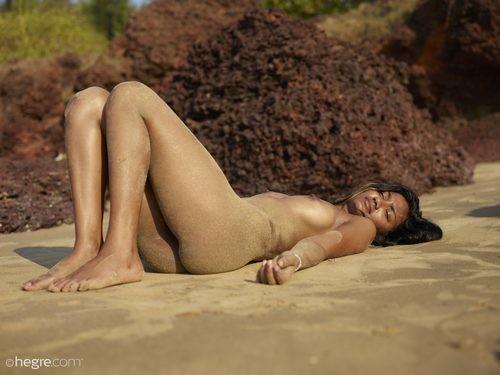 Hegre.com – Nuna Nude Beach In India [June 24, 2018]