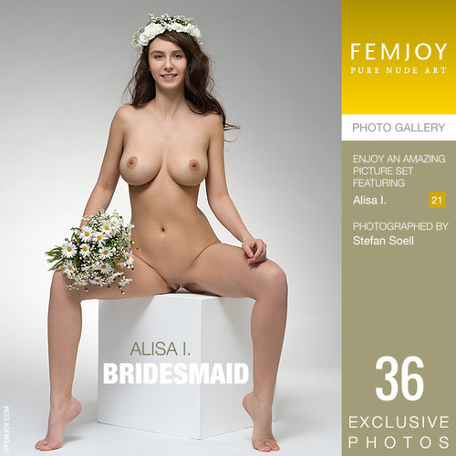 Femjoy.com – Alisa I Bridesmaid [July 14, 2018]