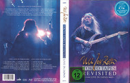 Uli Jon Roth - Tokyo Tapes Revisited - Live in Japan (2016) [Blu-ray]