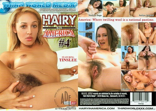 Hairy In America 4