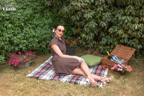 VintageFlash.com – Sophia Smith Picnic Parade [July 20, 2018]