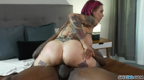 [Spizoo] Anna Bell Peaks BBC Obsession (2018/3.13 GB/2160p)