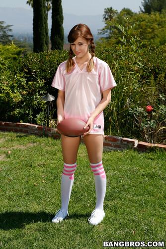 BangBrosClips.com – Alaina Dawson Football Slut [August 12, 2016]