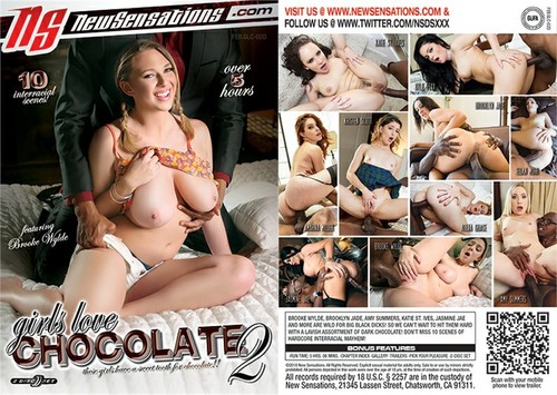 Girls Love Chocolate 2 DiSC1