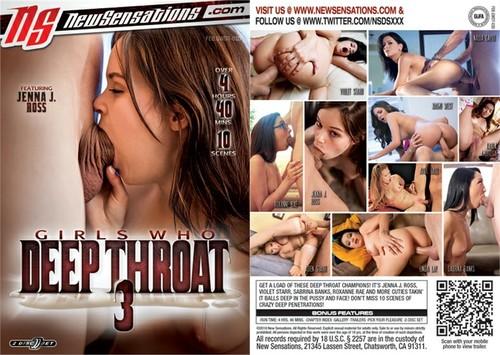 Girls Who Deep Throat 3 DiSC1