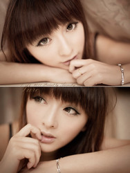 korean girl
