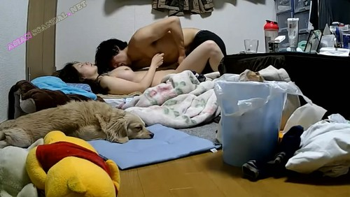 Japanese Wife Fuck With Neighborhood Homemade