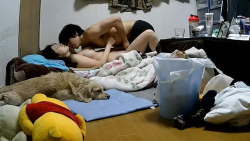 Japanese Wife Fuck With Neighborhood Homemade