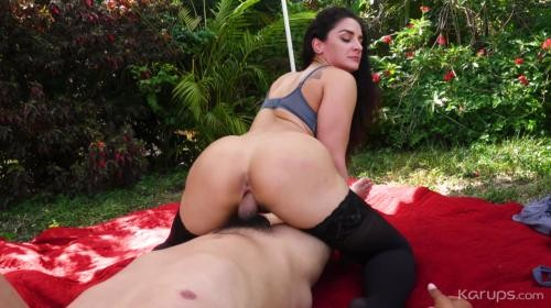 [KarupsOW] Sheena Ryder Hard In The Yard (2018/2.44 GB/1080p)