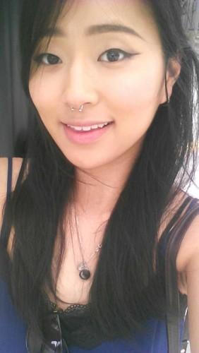 Korean American Hyun Ju Lee Blowjob Porn Videos