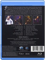 Heaven & Hell -  Radio City Music Hall - Live 2007 (2011) [Blu-ray]