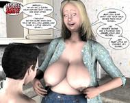 Crazyxxx3DWorld - Jag27 - The Chaperone - ALL 120 Episodes Complete