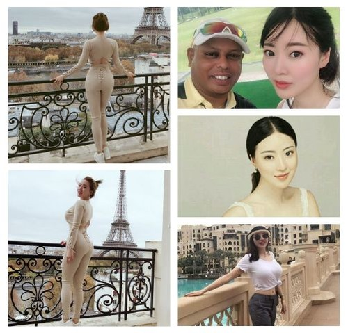 Chinese Model Sex Scandal Jiang Yiting