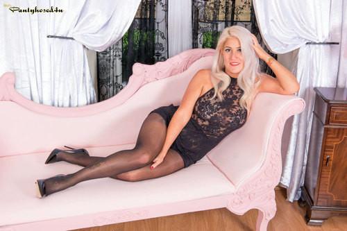 Pantyhosed4U.com – Lu Elissa Feelin Nice N Horny [August 22, 2018]