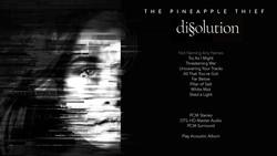 The Pineapple Thief - Dissolution (2018) [Blu-ray]