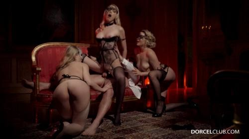 [DorcelClub] Mia Malkova Lucy Heart And Anny Aurora Foursome For A Couple (2018/518.4 MB/1080p)