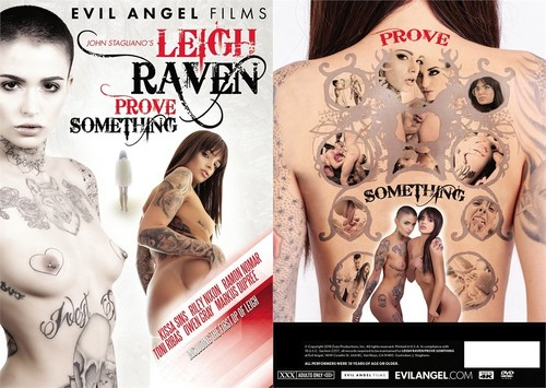 Leigh Raven Prove Something DiSC2