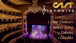 Cast - Sinfonico (2018) [Blu-ray]