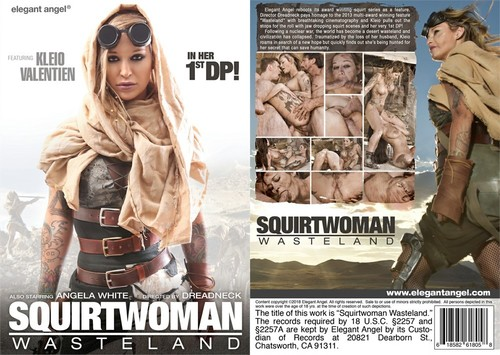 Squirtwoman Wasteland