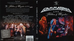 Gamma Ray - Skeletons & Majesties Live (2012) [Blu-ray]